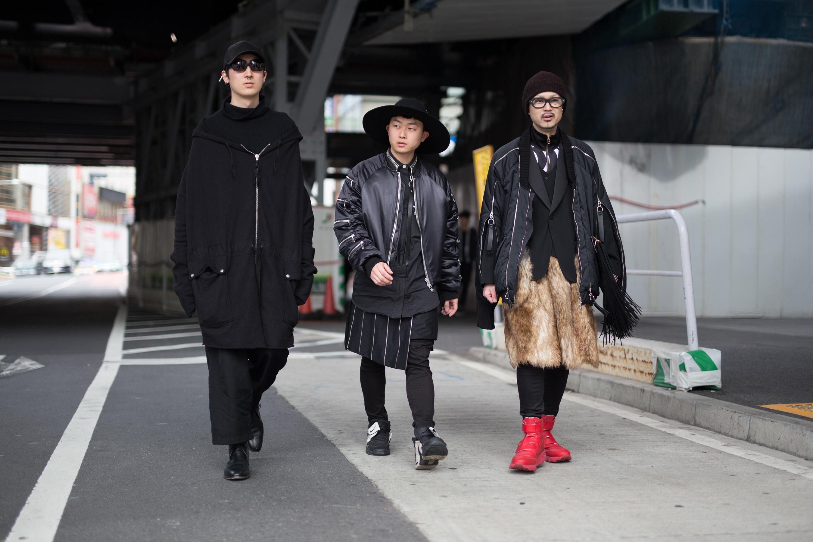 Tokyo str RF17 2761