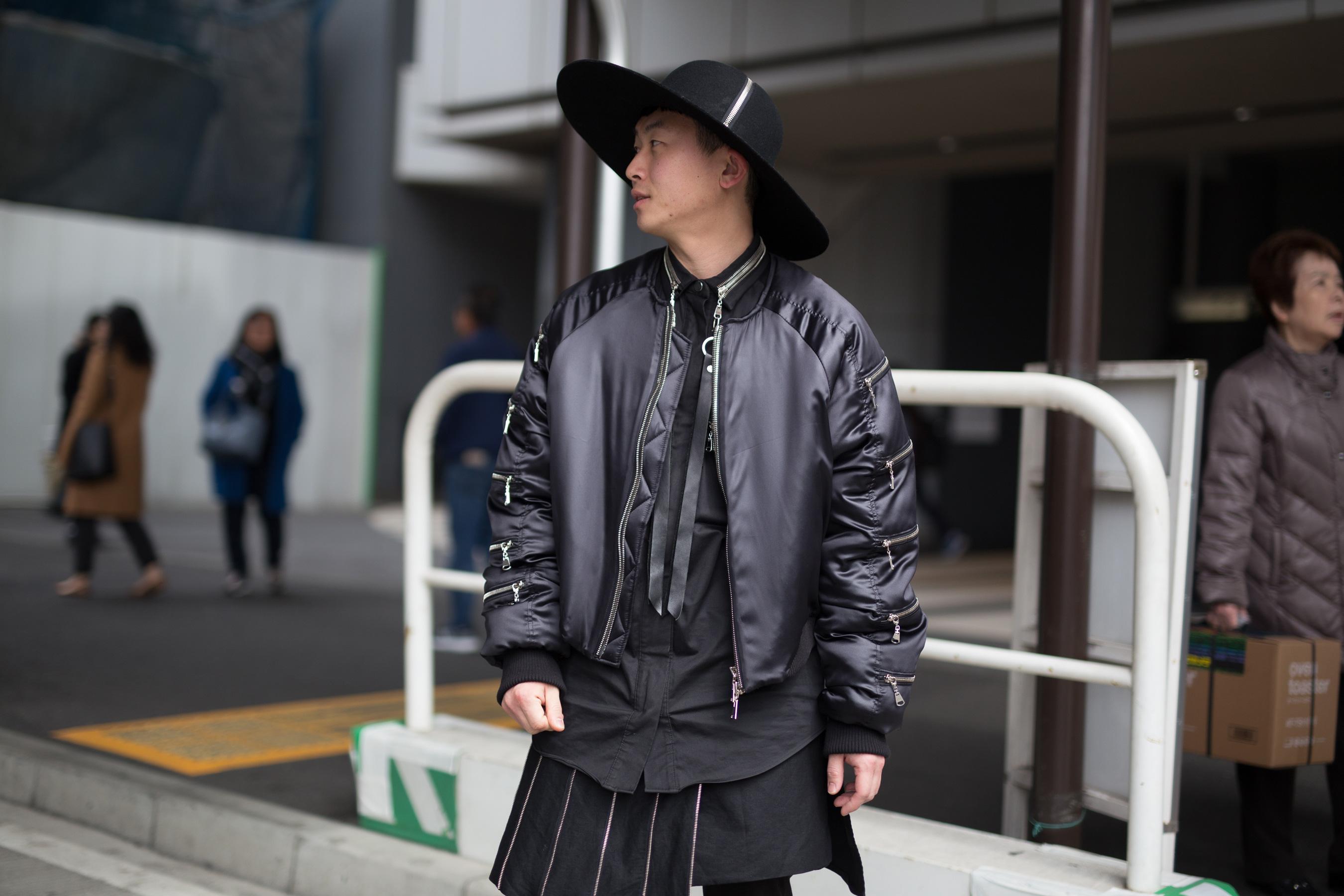 Tokyo str RF17 2771