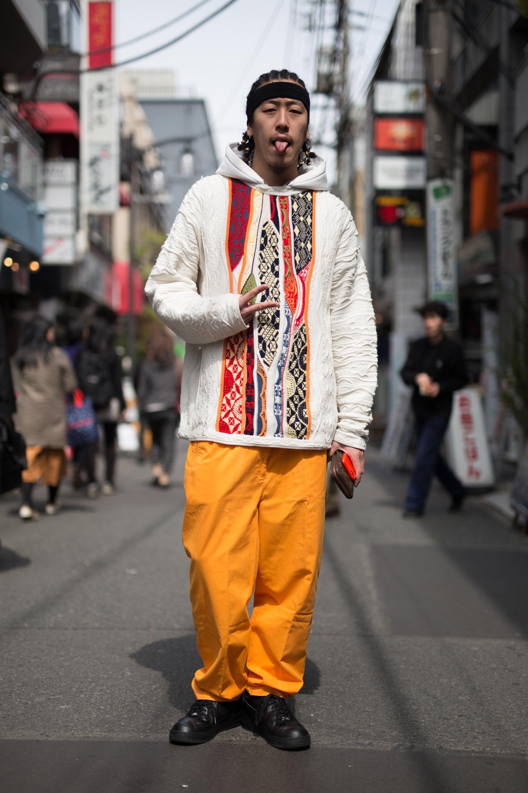 Tokyo str RF17 2939