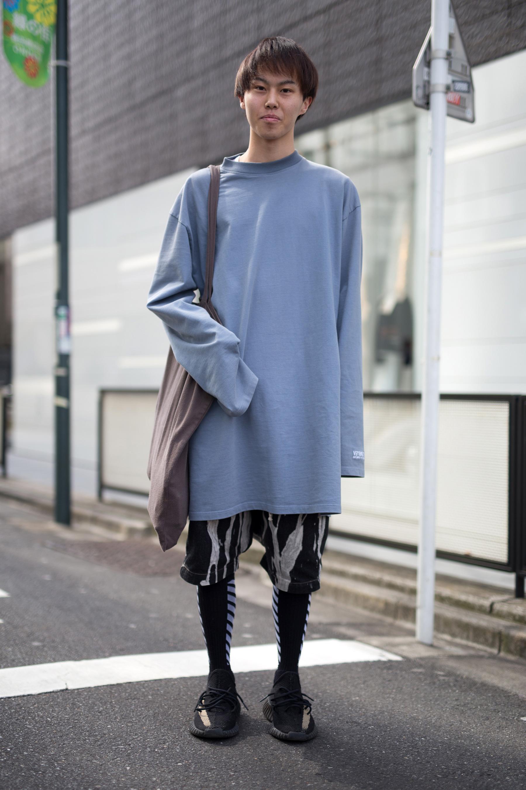 Tokyo str RF17 3083