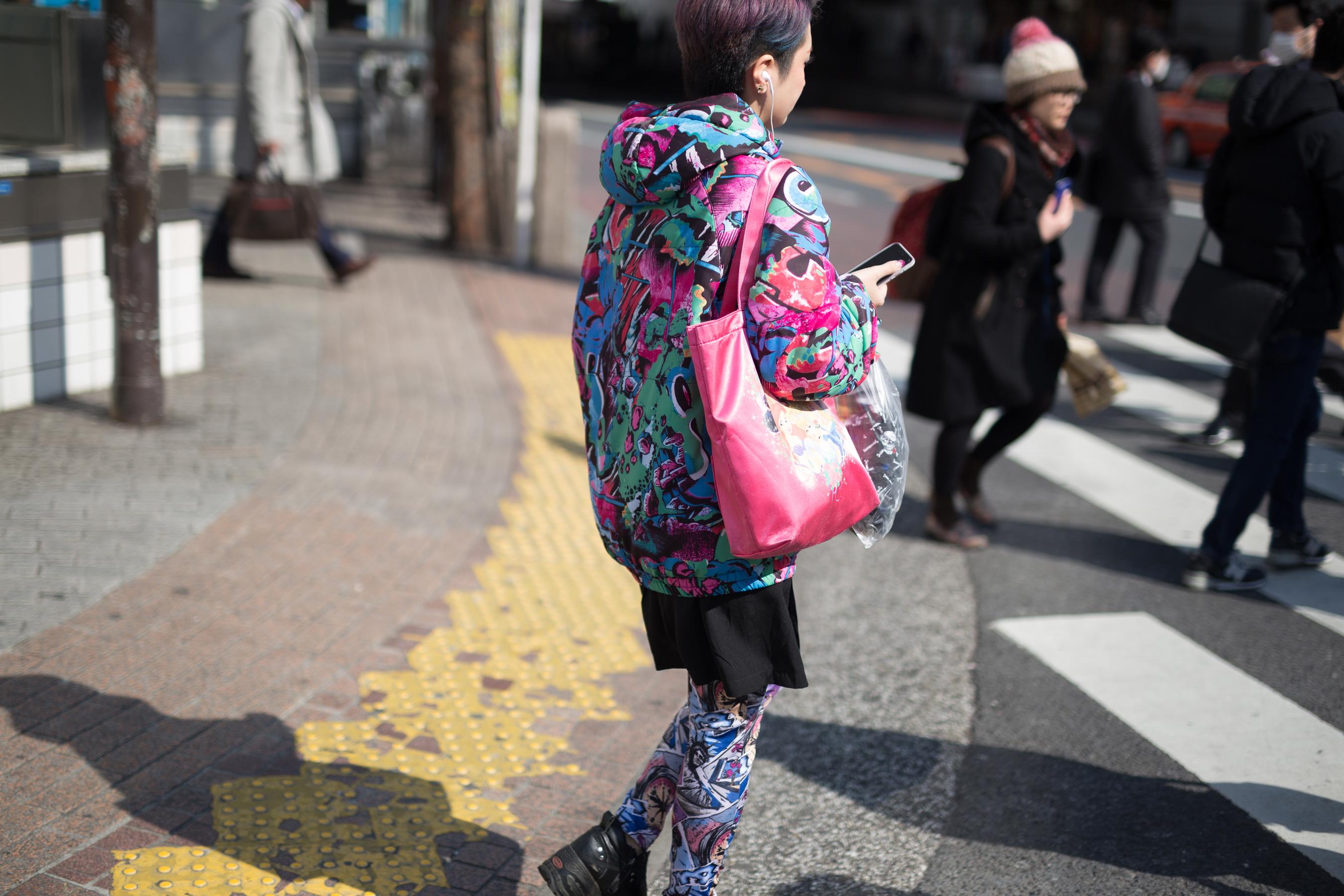 Tokyo str RF17 3113