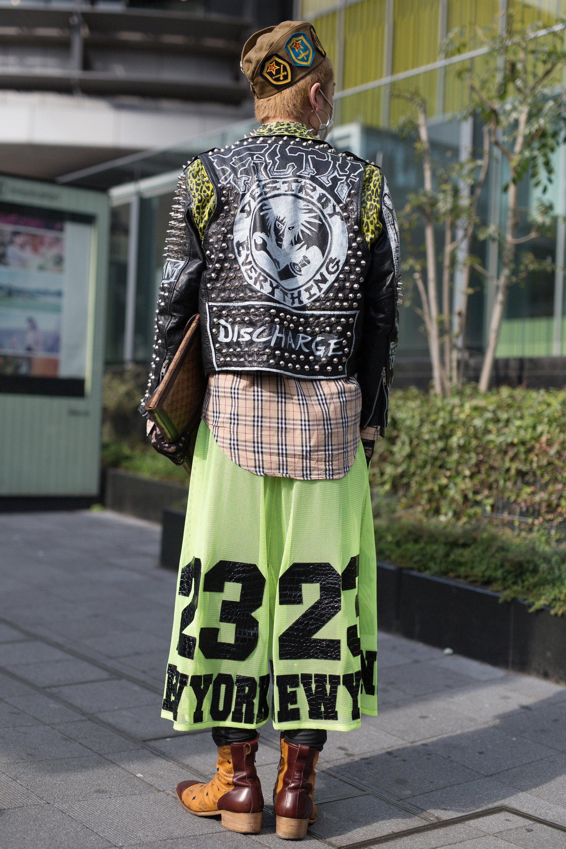 Tokyo str RF17 3262