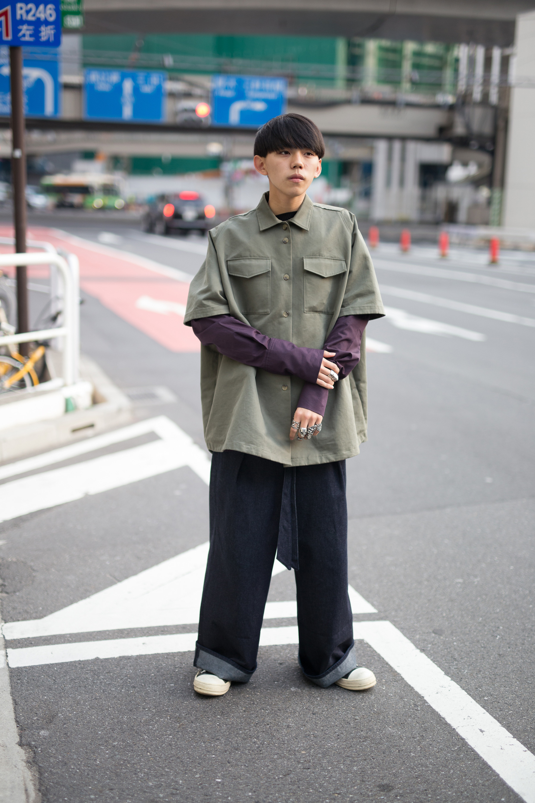 Tokyo str RF17 3512