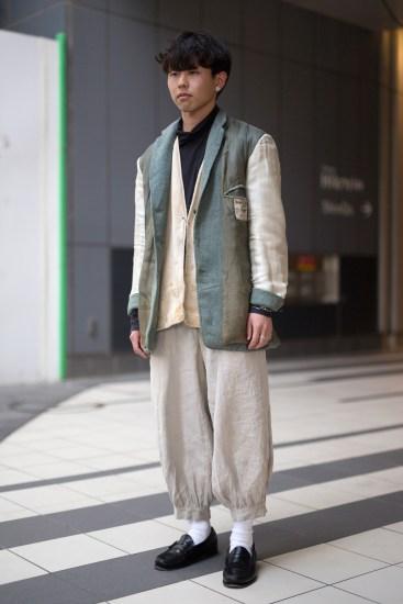 Tokyo str RF17 8955