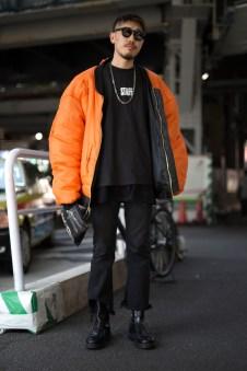 Tokyo str RF17 8975