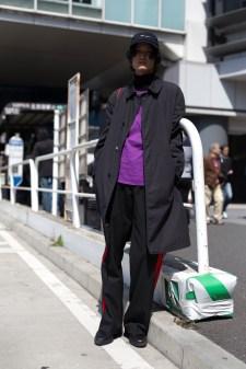 Tokyo str RF17 9096
