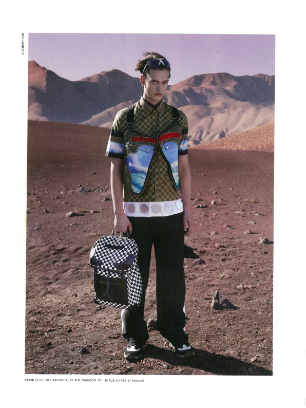 Givenchy Spring 2017 Campaign