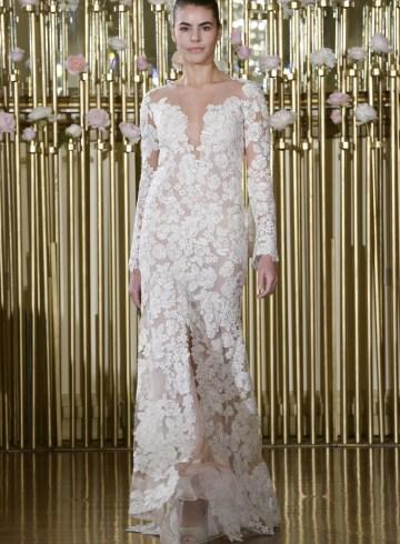 Francesca Miranda Spring 2018 Bridal Fashion Show