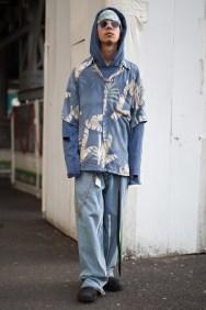 Tokyo str RF17 4497