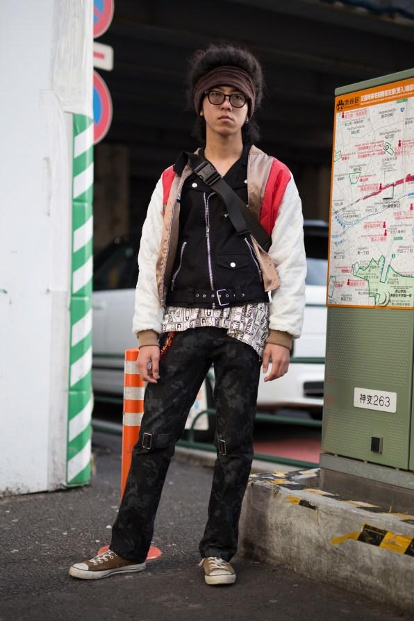 Tokyo str RF17 4508