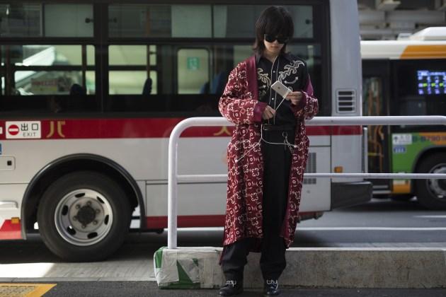 Tokyo str RF17 4616