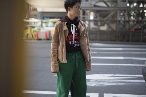 Tokyo str RF17 4945