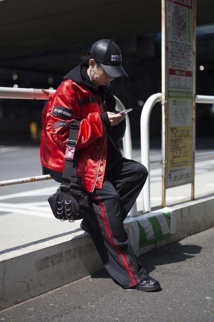 Tokyo str RF17 4982
