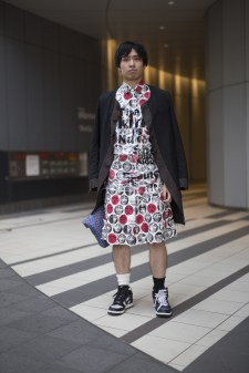 Tokyo str RF17 4994