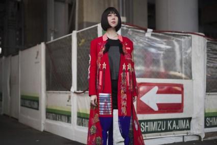 Tokyo str RF17 5366
