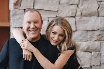 Michael Kors invites Blake Lively for the Fourth Installment of Glamour Games