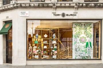 Store Scout - Tory Burch Regent Street, London