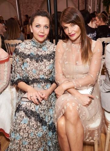 Valentino Resort 2018 Fashion Show Front Row