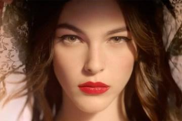 Dolce & Gabbana Miss Sicily Lipstick Spring 2017 Ad Campaign