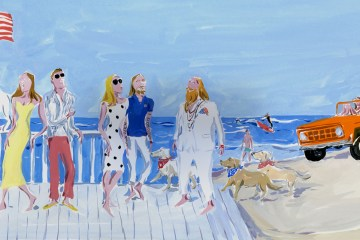 """Moncler x Jean-Philippe Delhomme for """"Postcards"""" a Summer Capsule Collection"""