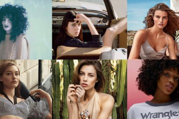 The latest in Spring 2017 Ad Campaign News - Oxette, Wrangler, H&M, Acne Studios, Ash, Net-a-Porter