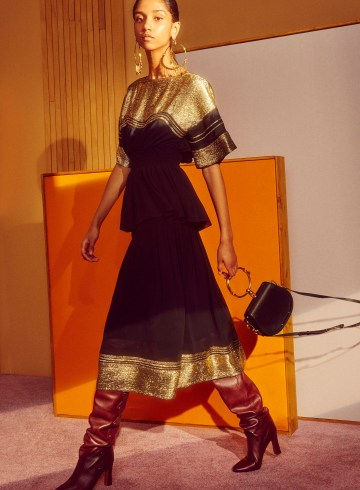 Chloé Resort 2018 Lookbook