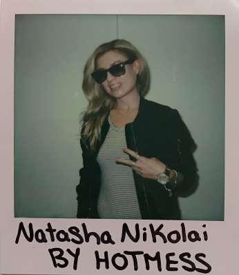 Natasha Nikolai X HOTMESS