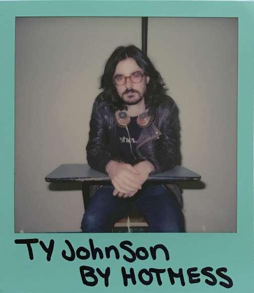 Ty Johnson X HOTMESS