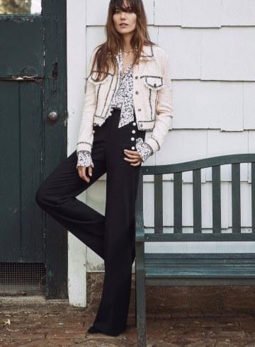 Veronica Beard Resort 2018 Fashion Show