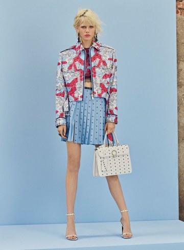 Versace Resort 2018 Lookbook