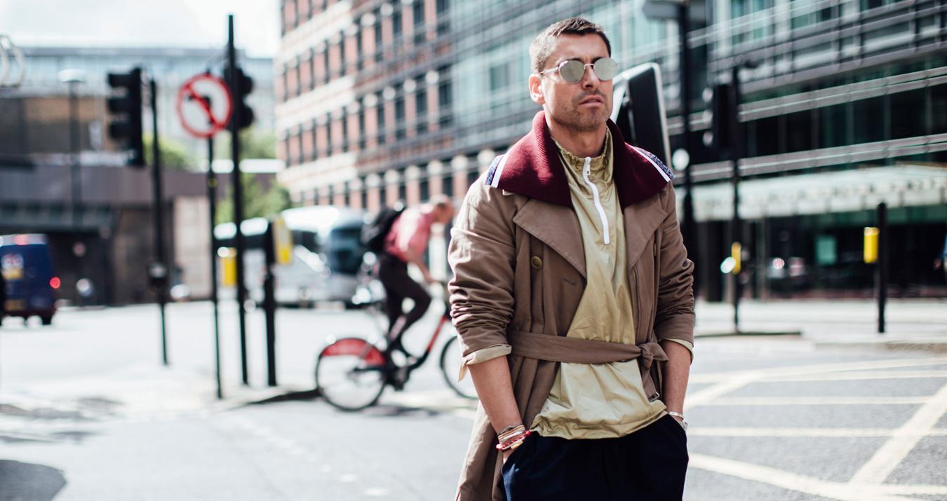 London Fashion Week Men\u0027s Street Style Spring 2018