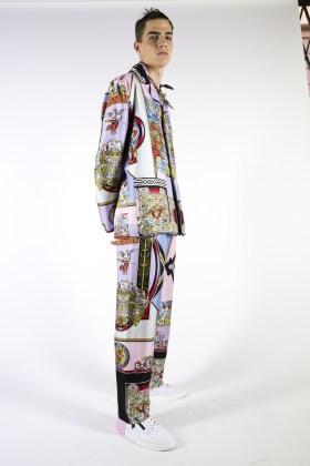 Versace m bks B RS18 9227