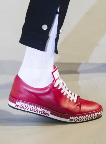 Wooyoungmi Spring 2018 Men's Fashion Show Details