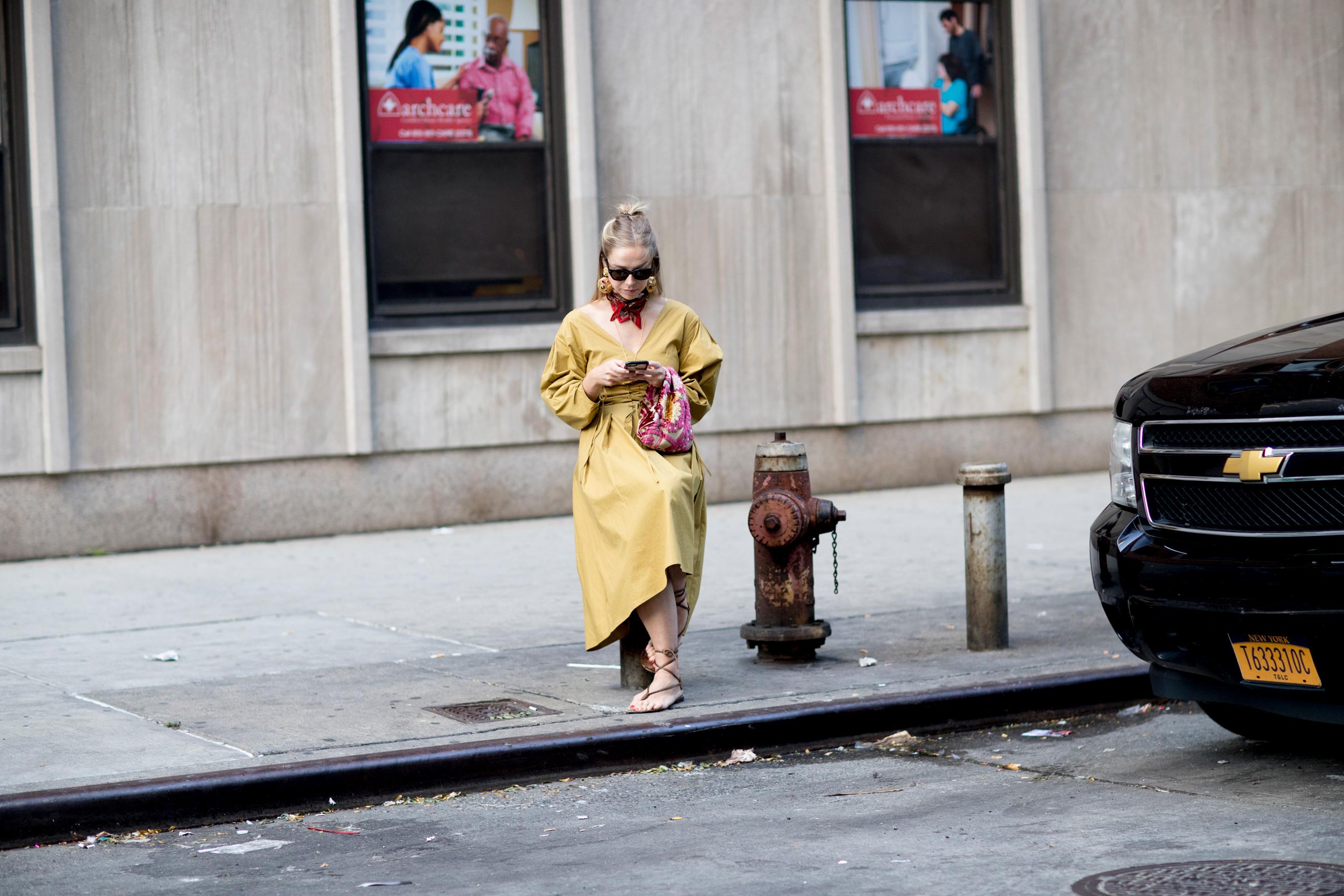 New York str RS18 8261