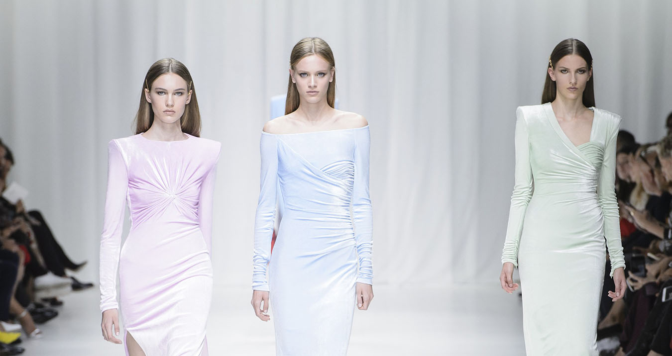 Colors of the Runway Trend Spring 2018