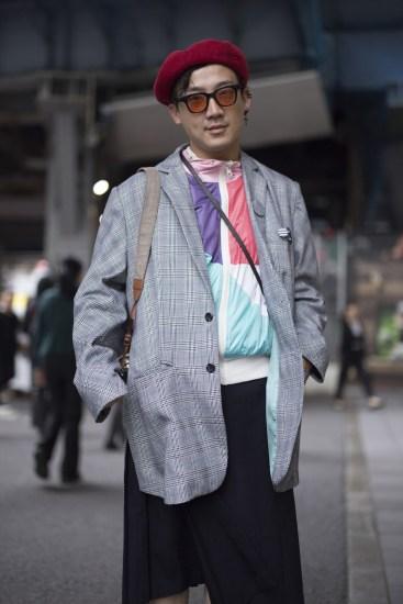 Tokyo str B RS18 8568