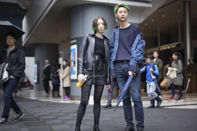Tokyo str e RS18 1507