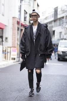 Tokyo str RS18 6851