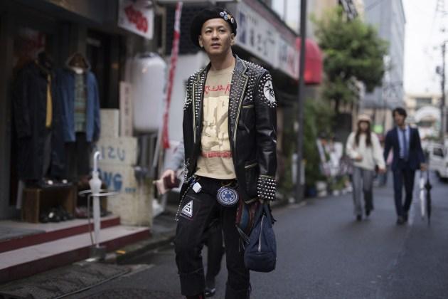 Tokyo str RS18 6856