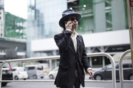 Tokyo str RS18 7022