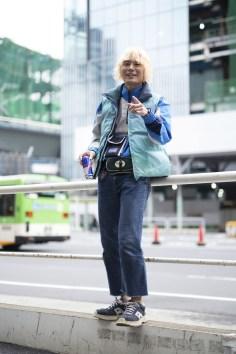 Tokyo str RS18 7116