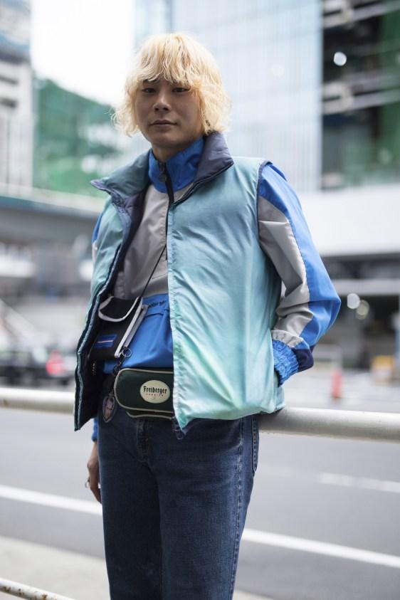 Tokyo str RS18 7131