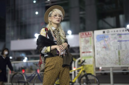 Tokyo str RS18 7436