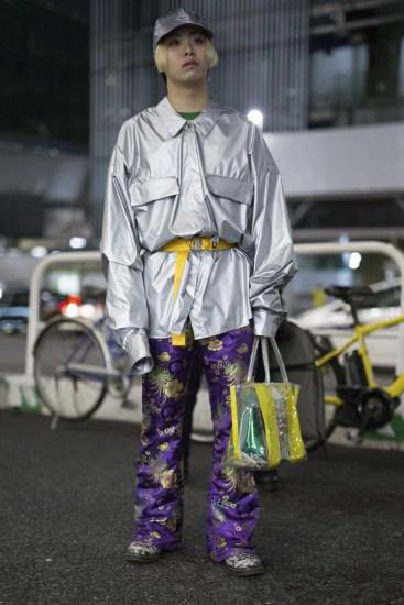 Tokyo str RS18 7455