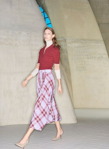 Victoria Beckham Pre-Fall 2018 Lookbook