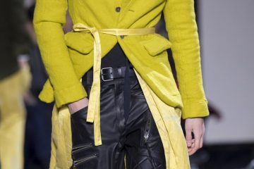 Haider Ackermann Fall 2018 Men's Fashion Show Details