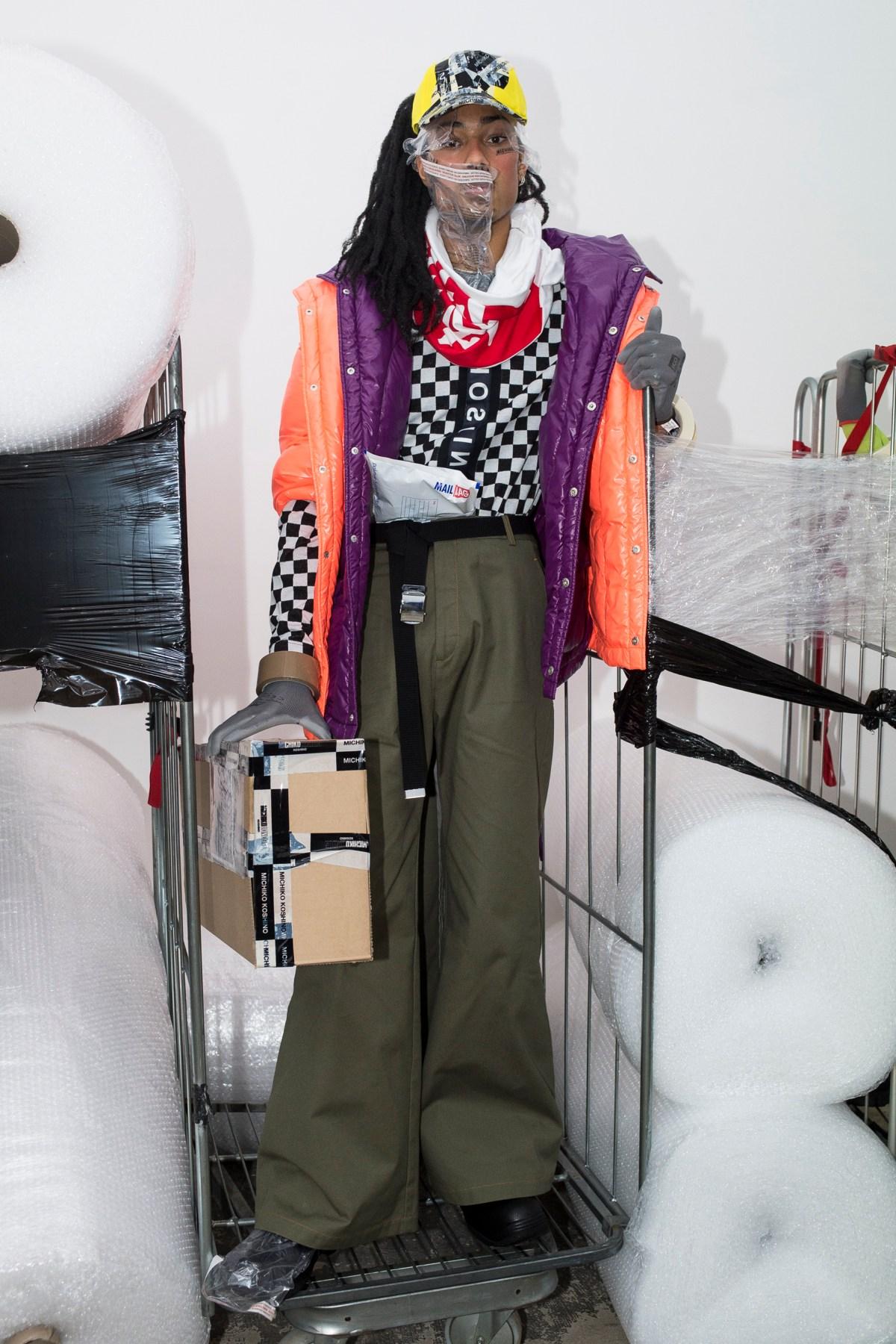 Michiko Koshino m RF18 3260