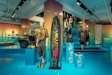 Store Scout - Louis Vuitton Men's Spring 2018 Madison Avenue Pop-up