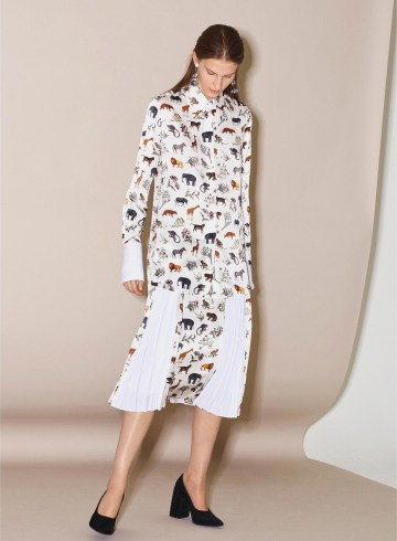 Victoria Victoria Beckham Pre-Fall 2018 Lookbook