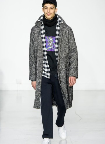 Agnès B Fall 2018 Men's Fashion Show